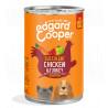 Edgar & Cooper Pollo y Pavo con Manzana Adult 400gr