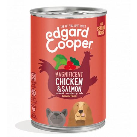 Edgar & Cooper Salmón y Trucha Adult 400gr