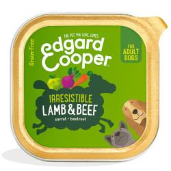 Edgard & Cooper Cordero y Ternera Adult 150gr