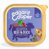 Edgard & Cooper Ternera y Pato Adult 150gr