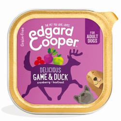 Edgard & Cooper Venado y Pato Adult 150gr