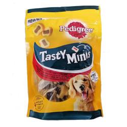 Snack Pedigree Tasty Minis Buey y Ave