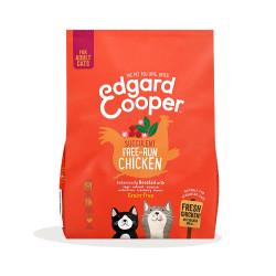 Edgard & Cooper Pollo de Corral Adult Grain Free