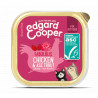 Edgard & Cooper Pollo y Trucha Kitten Grain Free 85gr