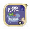 Edgard & Cooper Ternera y Pato Adult Grain Free 85gr