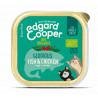 Edgard & Cooper Pescado y Pollo Orgánico Grain Free 85gr