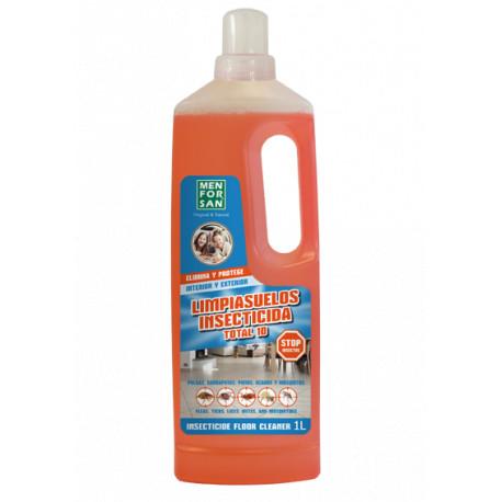Fregasuelos Insecticida-Bactericida