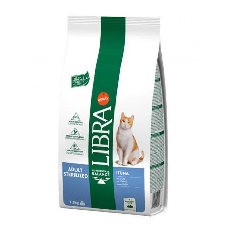 Libra Sterilized Atún Para Gatos