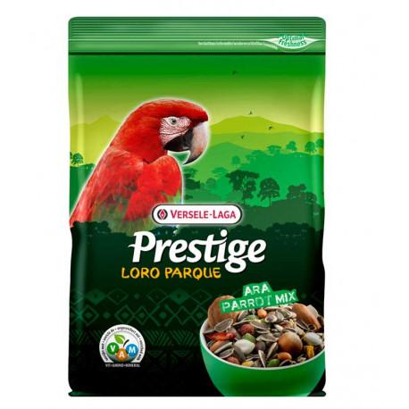 Alimento Prestige Loro Parque Ara Parrot Mix 2kg