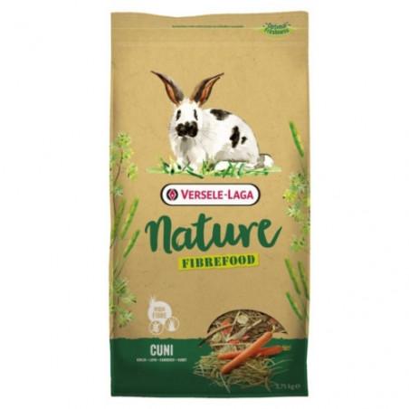 Alimento Nature FibreFood para Conejos