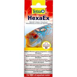 Tetra HexaEx Tratamiento para Peces Discos