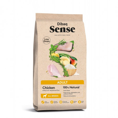 Dibaq Sense Low Grain Adult Pollo