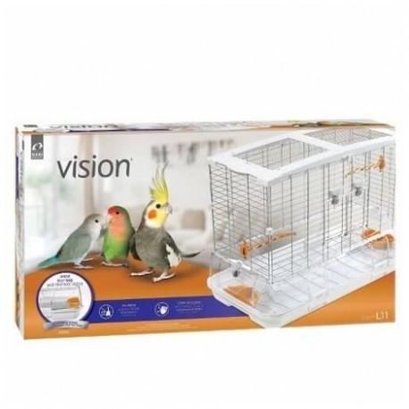Jaula VISION L11 Ninfas