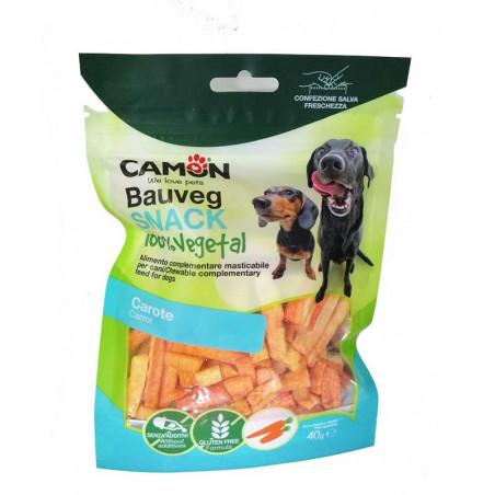 Snack Camon con Zanahoria para Perros