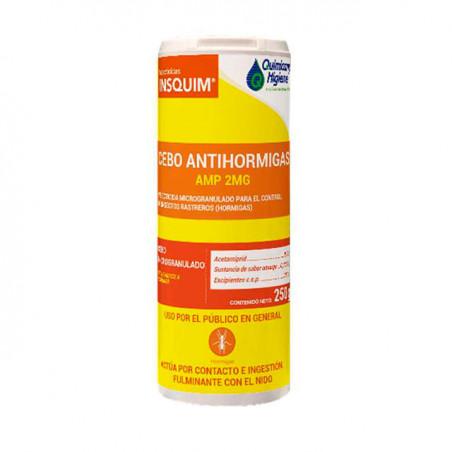 Insquim Cebo Insecticida Antihormigas AMP 2MG