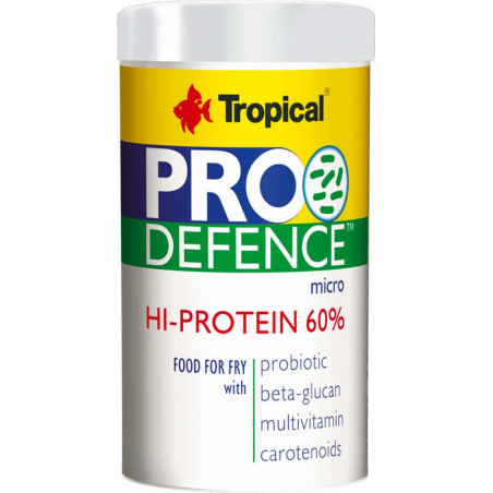 Tropical Granulo Pro Defence Hi-Protein 60% 100ml