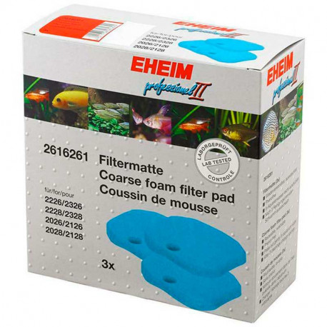 Recambio filtro Eheim professional 2