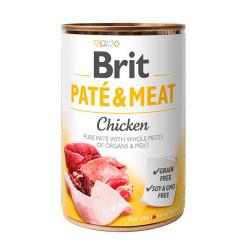 Brit Paté Carne de Pollo 400g