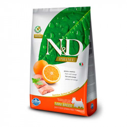 Farmina Natural & Delicious Adulto Mini Arenque & naranja