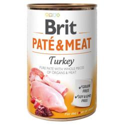 Brit Paté Carne de Pavo 400g