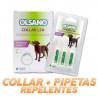 Pack Collar + Pipetas LSH Olsano para Perro