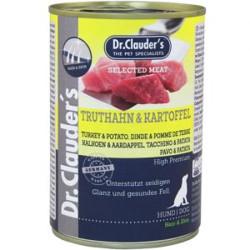 Latas Prebiotics Dr. Clauder's Pavo y Patata