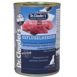 Latas Prebiotics Dr. Clauder's Corazón de Pollo