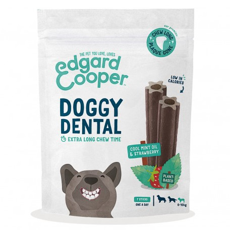 Sticks Dental Edgard Cooper Sabor Fresa