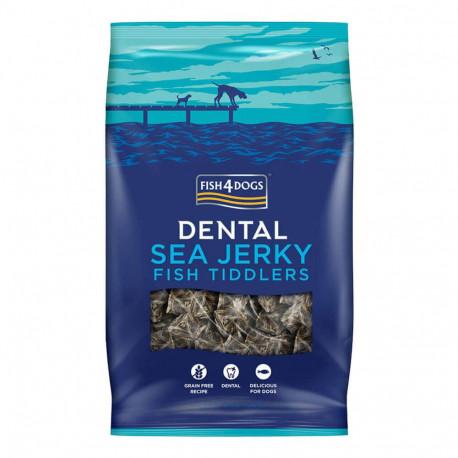 Delicias de Pescado Para Perros FISH4DOG SEA JERKY