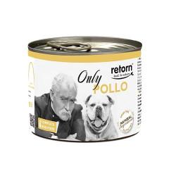 Retorn Lata de Pollo Grain free Para Perros
