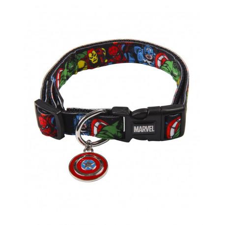 Collar Marvel Oficial para Perro