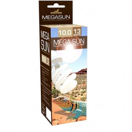 Lámpara Mega Sun 10.0 Con UVB Y UVA
