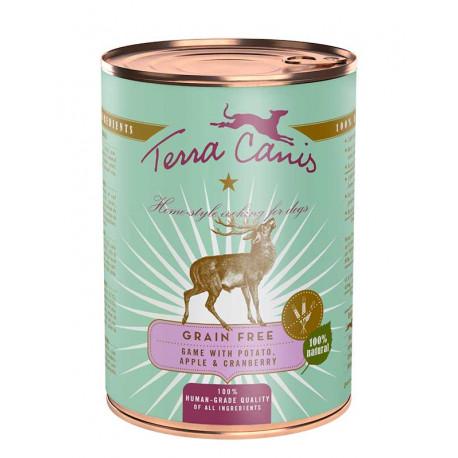 Terra Canis Grain Free Ciervo con Patatas 400g