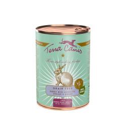 Terra Canis Grain Free Conejo con Calabazín 400g