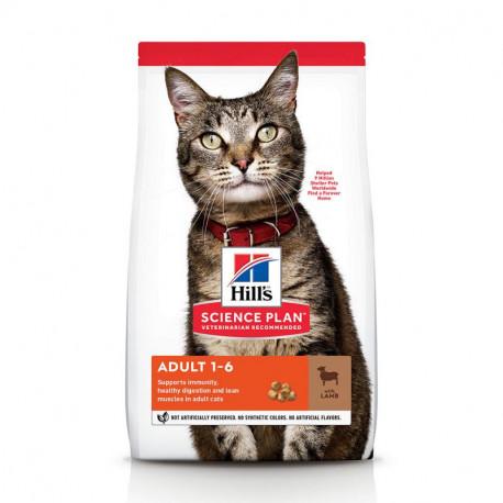 Hill's Feline Optimal Care con Cordero