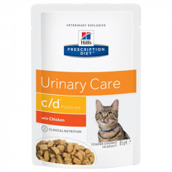 Prescription diet feline c/d multicare con pollo