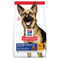 Hills Canine Mature Adult 6+ Razas Grandes