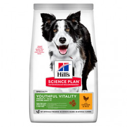 Hills Canine Adult Youthful Vitality 7+ Razas Medianas