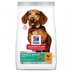 Hills Canine Adult Mini Perfect Weight Con Pollo
