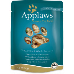 Applaws Cat Pollo con Espárragos 70g
