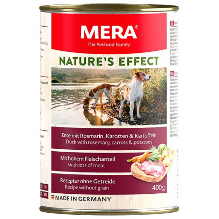 Lata Mera Nature's Effect Pato 400g