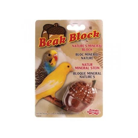 Bloque Mineral Natural para Pájaros