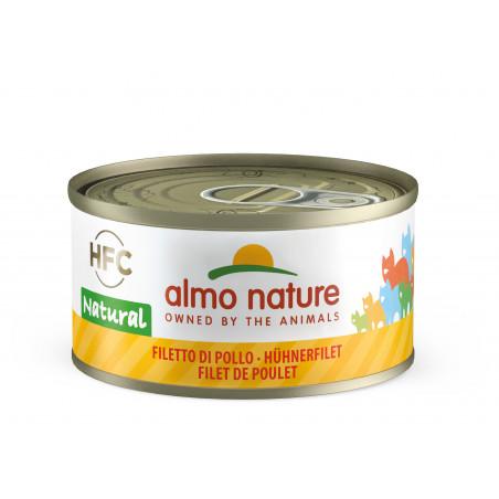 Almo Nature Cat Filete de Pollo 70g