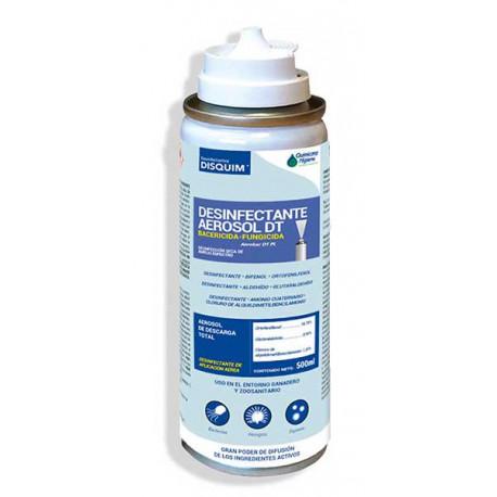 Aerosol Disquim Desinfectante Bactericida