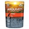 Pienso Arquivet Adult natural para gatos con pavo 1,5Kgs