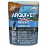 Pienso Arquivet Sterilized natural para gatos con pescado