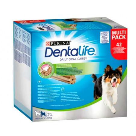 Purina DentaLife Razas Medianas 42 Sticks