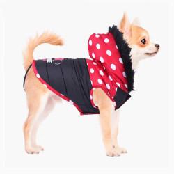 Abrigo Minnie para Perro