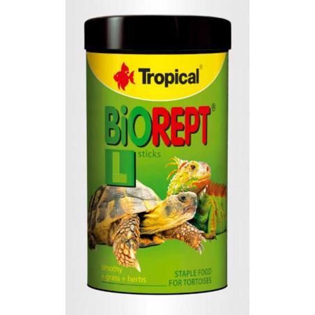 BIOREPT L Alimento Sticks Tortugas Terrestres
