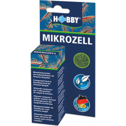 Hobby Mikrozell Alimento en Polvo Artemia 20ml